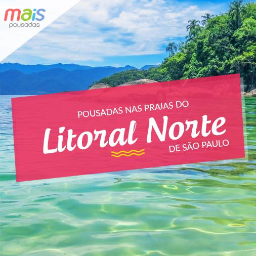 Pousadas nas Praias do Litoral Norte