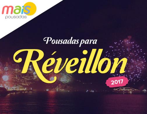 Hotéis e Pousadas para Réveillon 2017