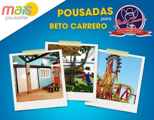Pousadas Perto do Beto Carrero - Penha SC